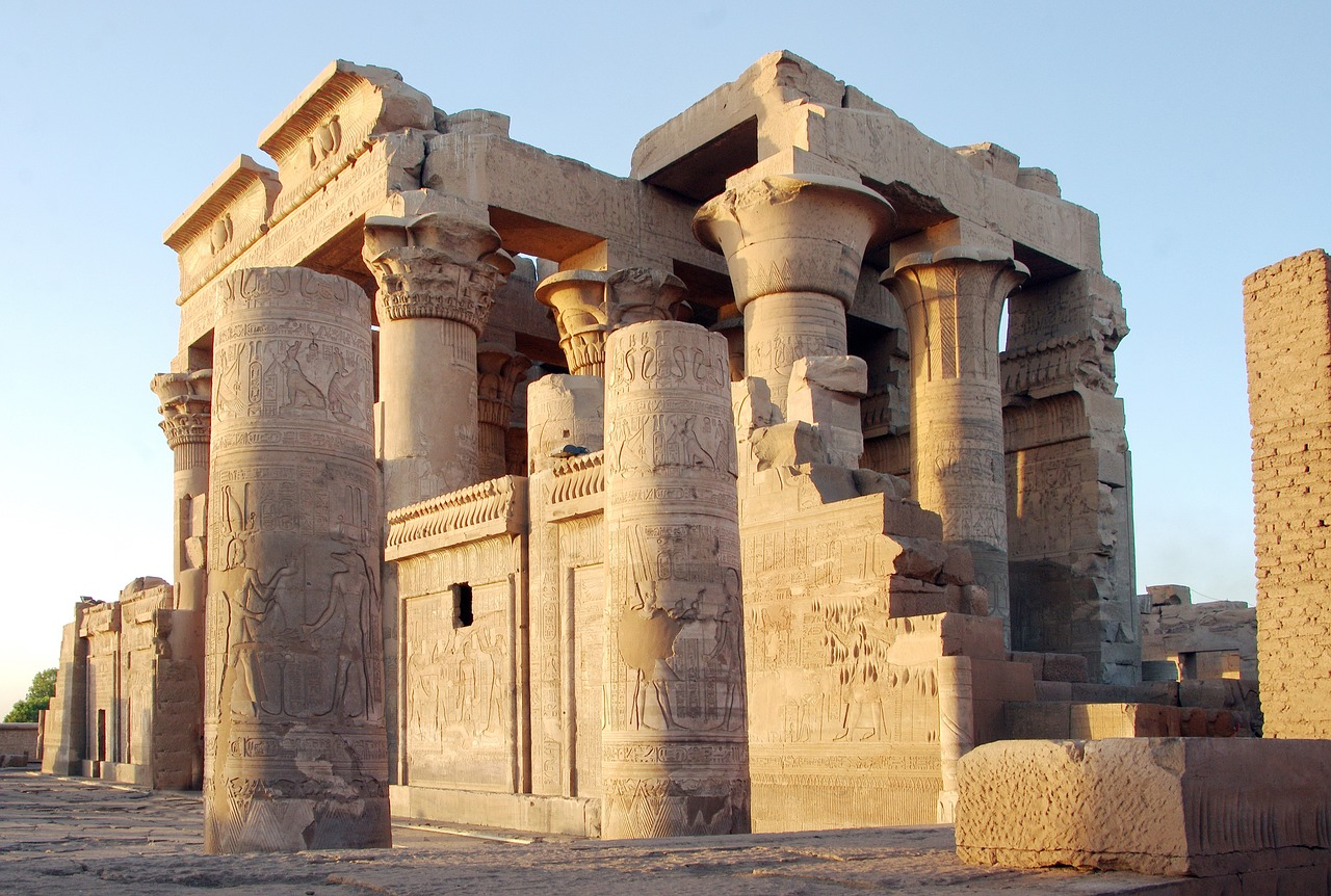 Los lugares que no deben perderse durante un viaje a Egipto 11