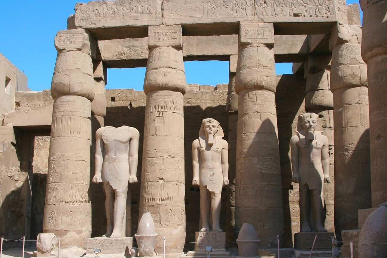Los lugares que no deben perderse durante un viaje a Egipto 8