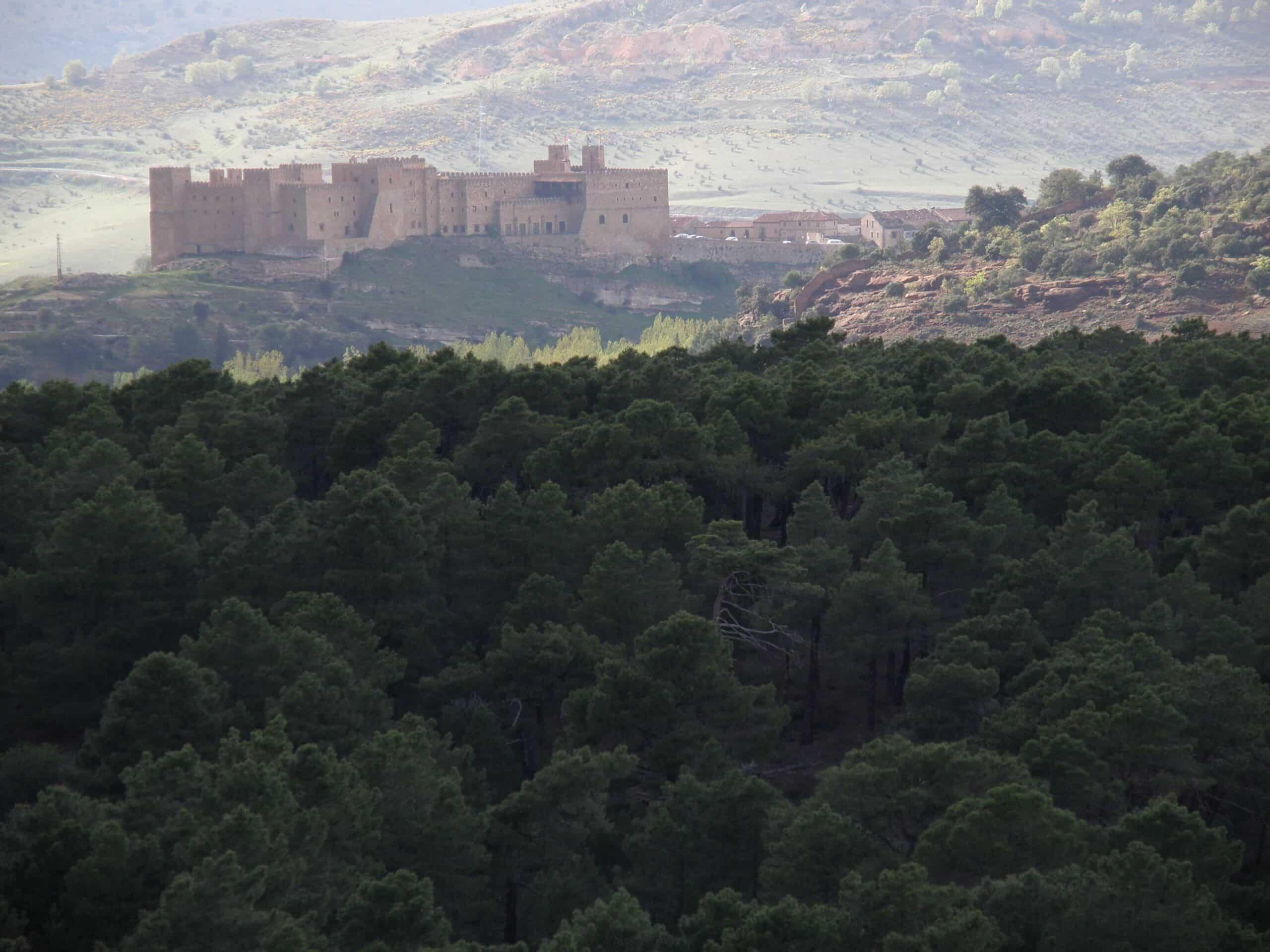 El Patrimonio Natural de la Red Medieval invita a respirar en medio de la historia 7