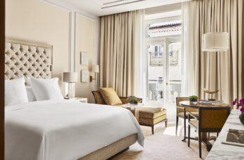 Four Seasons Madrid: el hotel mas lujoso de Madrid 5