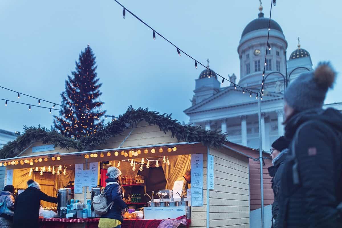 Conoce la magia de los mercadillos navideños finlandeses 1