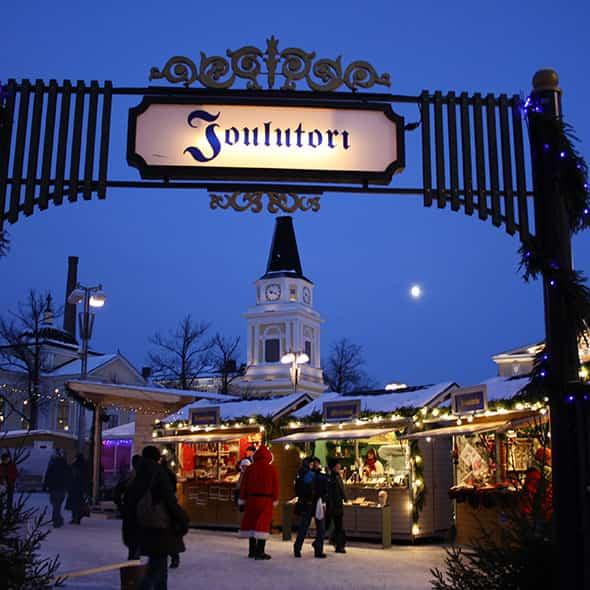 Conoce la magia de los mercadillos navideños finlandeses 3