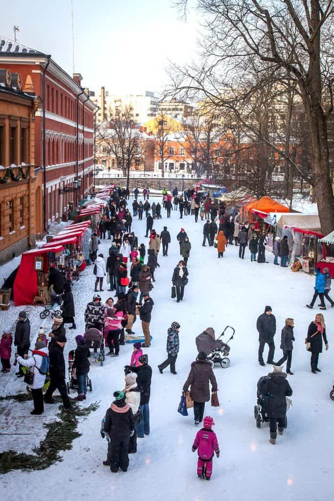 Conoce la magia de los mercadillos navideños finlandeses 2