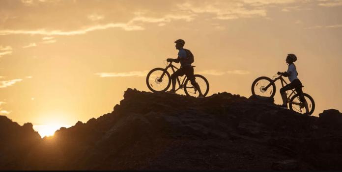 Rutas para descubrir Dubai pedaleando por el desiertof 3