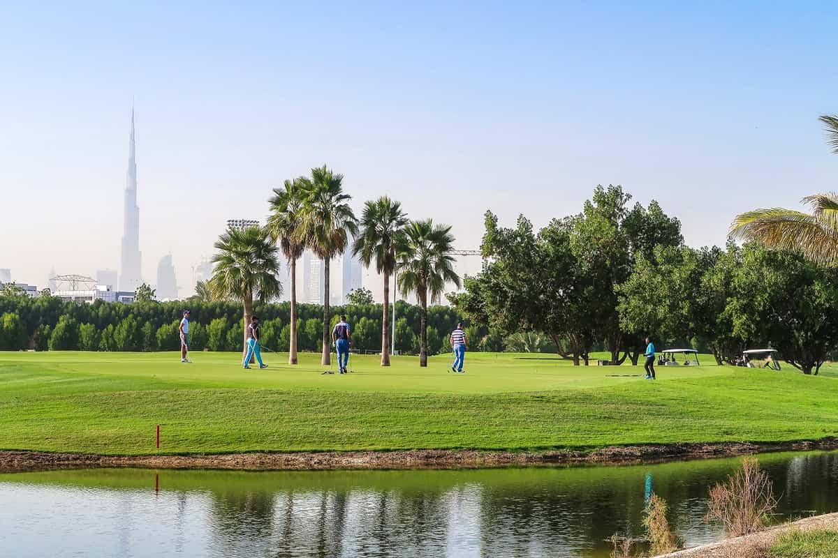 Dubái, el destino perfecto para los amantes del golf 2