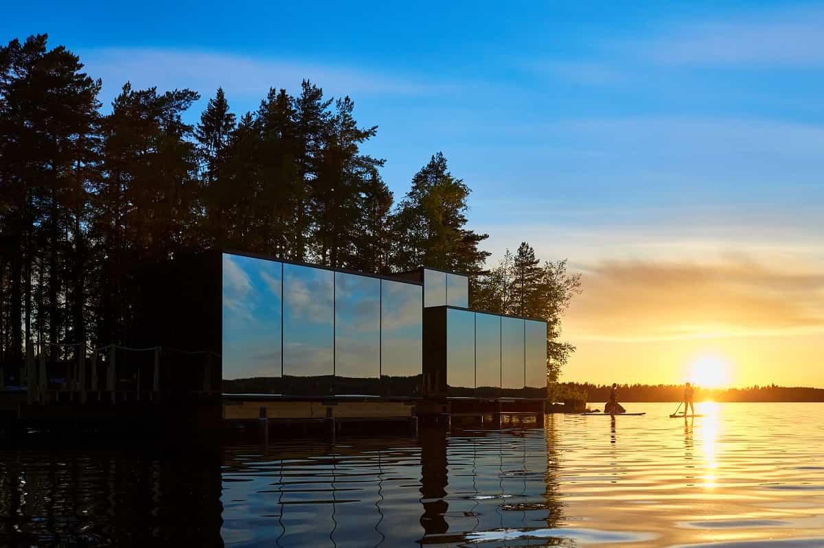 Finlandia ofrece nuevas experiencias en destinos naturales