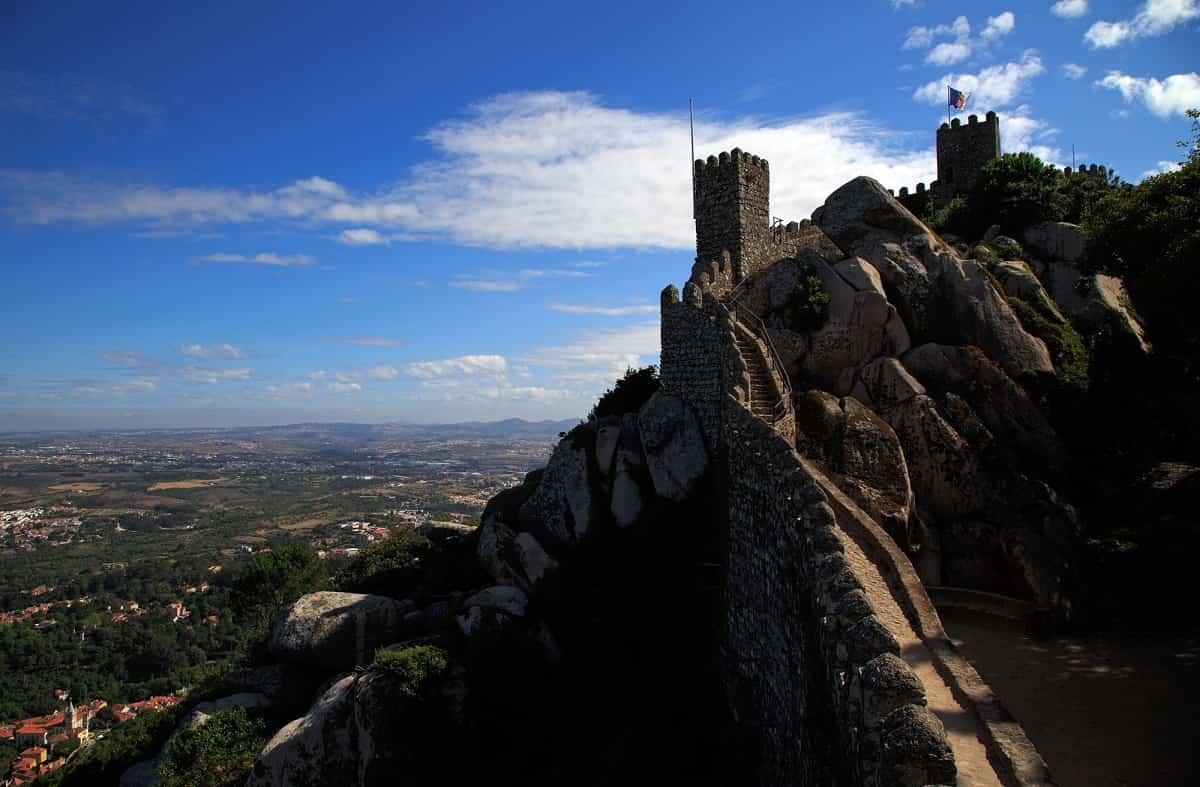 Descubre Sintra, un lugar con mucha historia en Lisboa 1