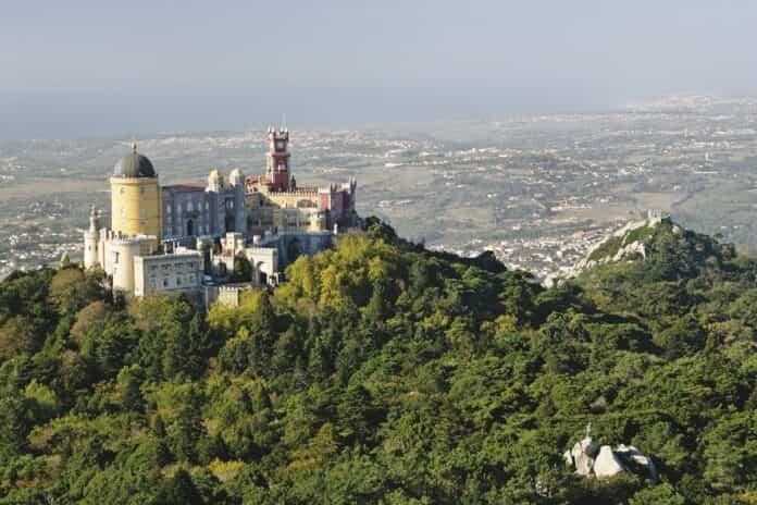Descubre Sintra, un lugar con mucha historia en Lisboa 4
