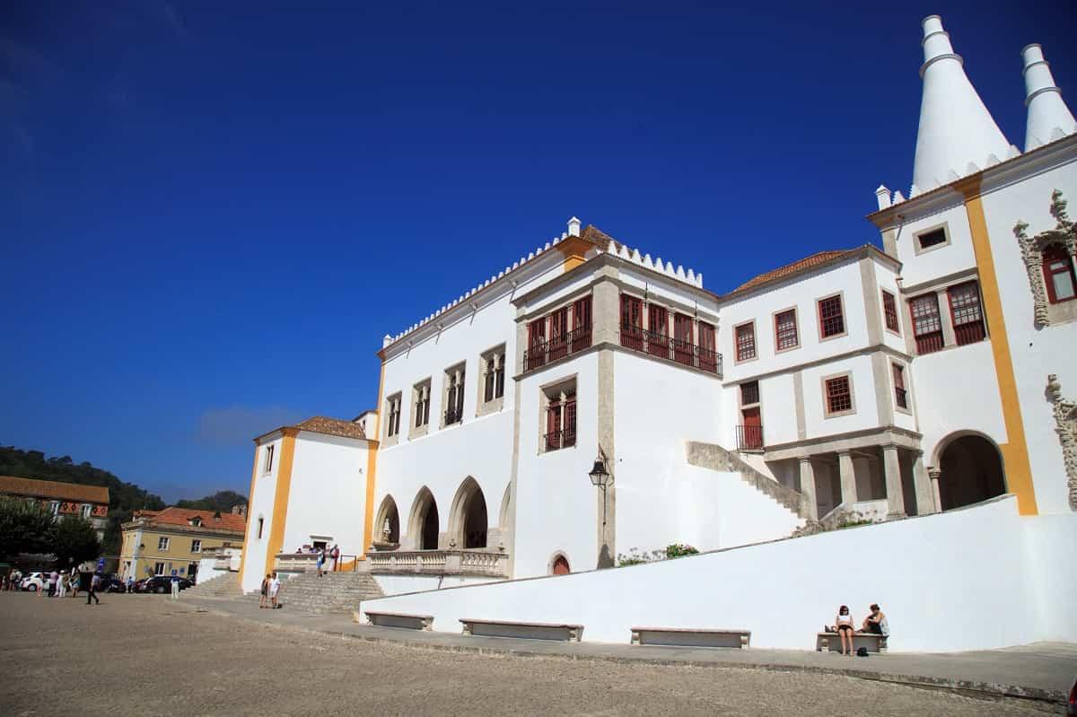 Descubre Sintra, un lugar con mucha historia en Lisboa 2