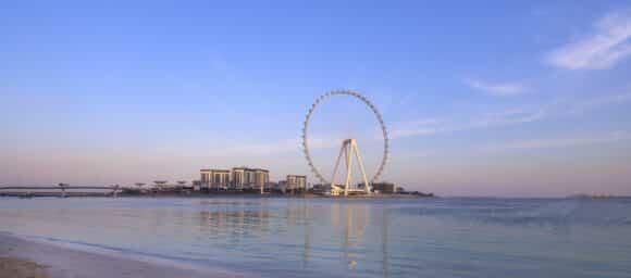 Dubai contará con la noria más grande del mundo 12