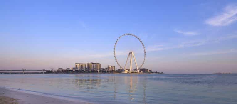 Dubai contará con la noria más grande del mundo